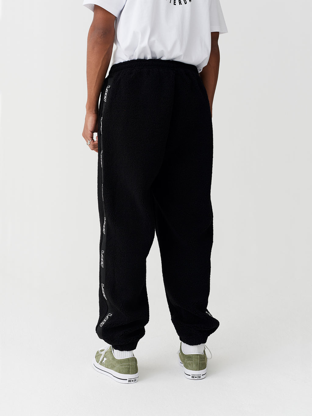 Lazy Oaf Lazy Polar Fleece Track Pants
