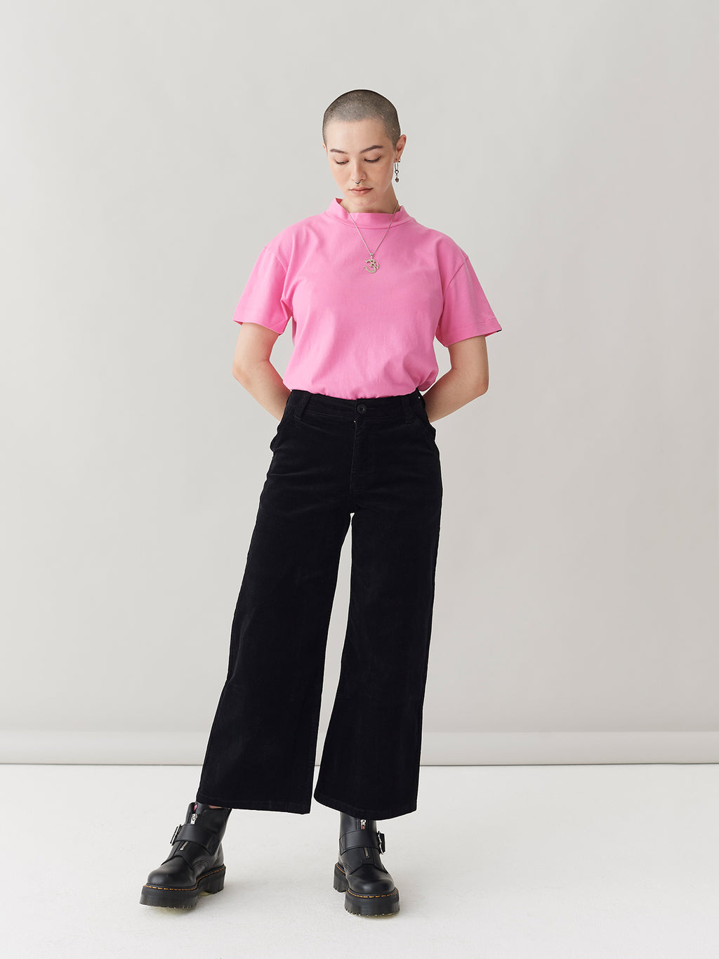 LO Work Pants - Black Cord
