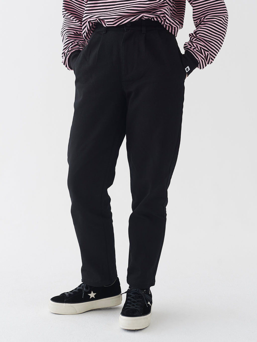 LO Easy Pants - Black
