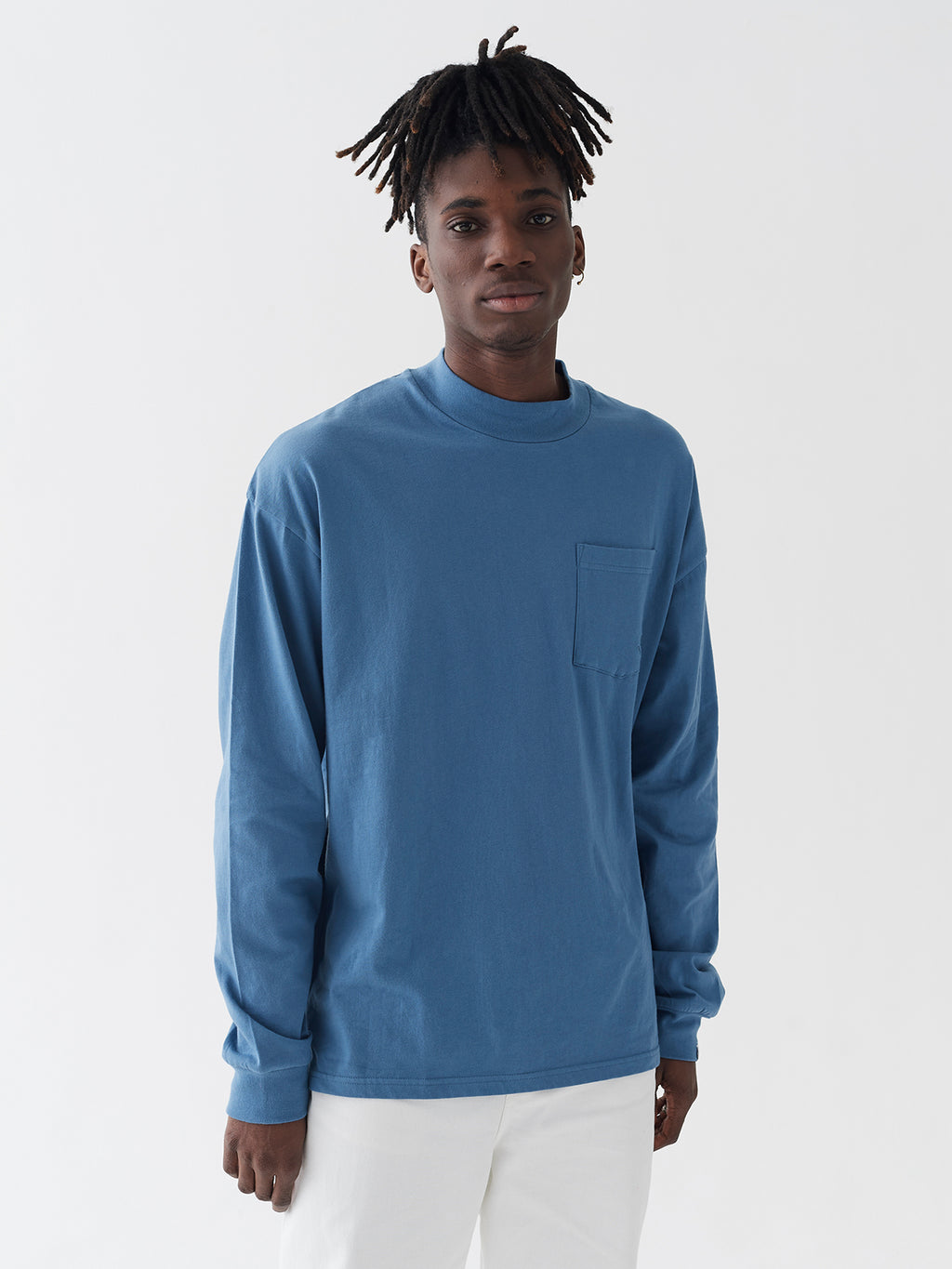 LO Long Sleeve Pocket T-Shirt