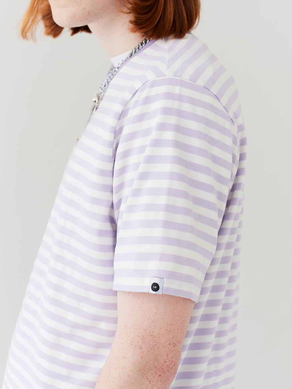 LO Mens Stripy Tee