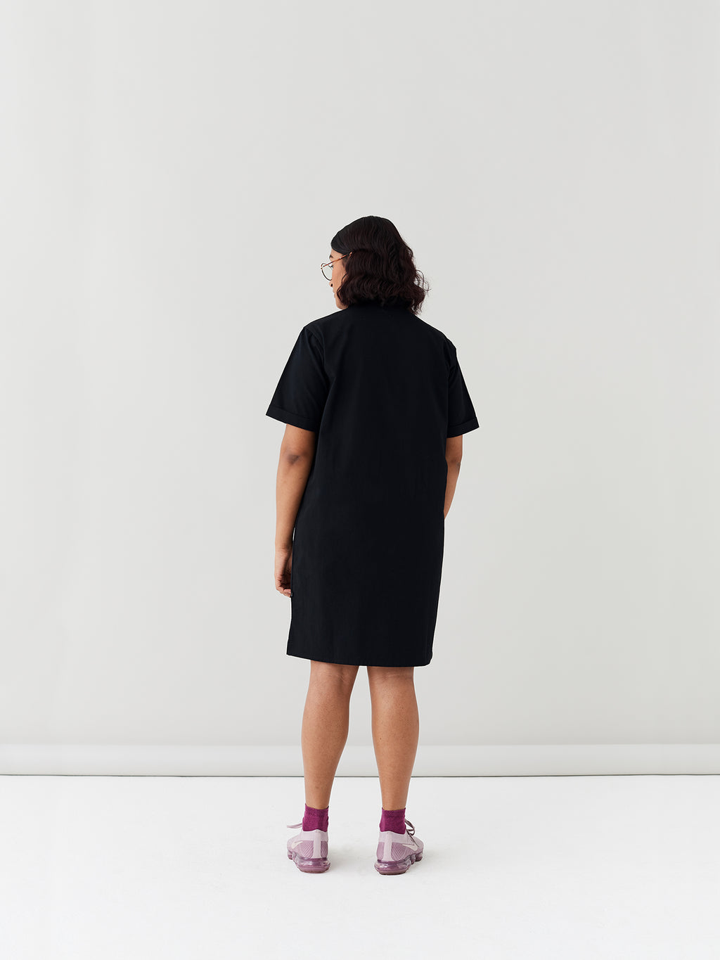 LO Oversized Shirt Dress