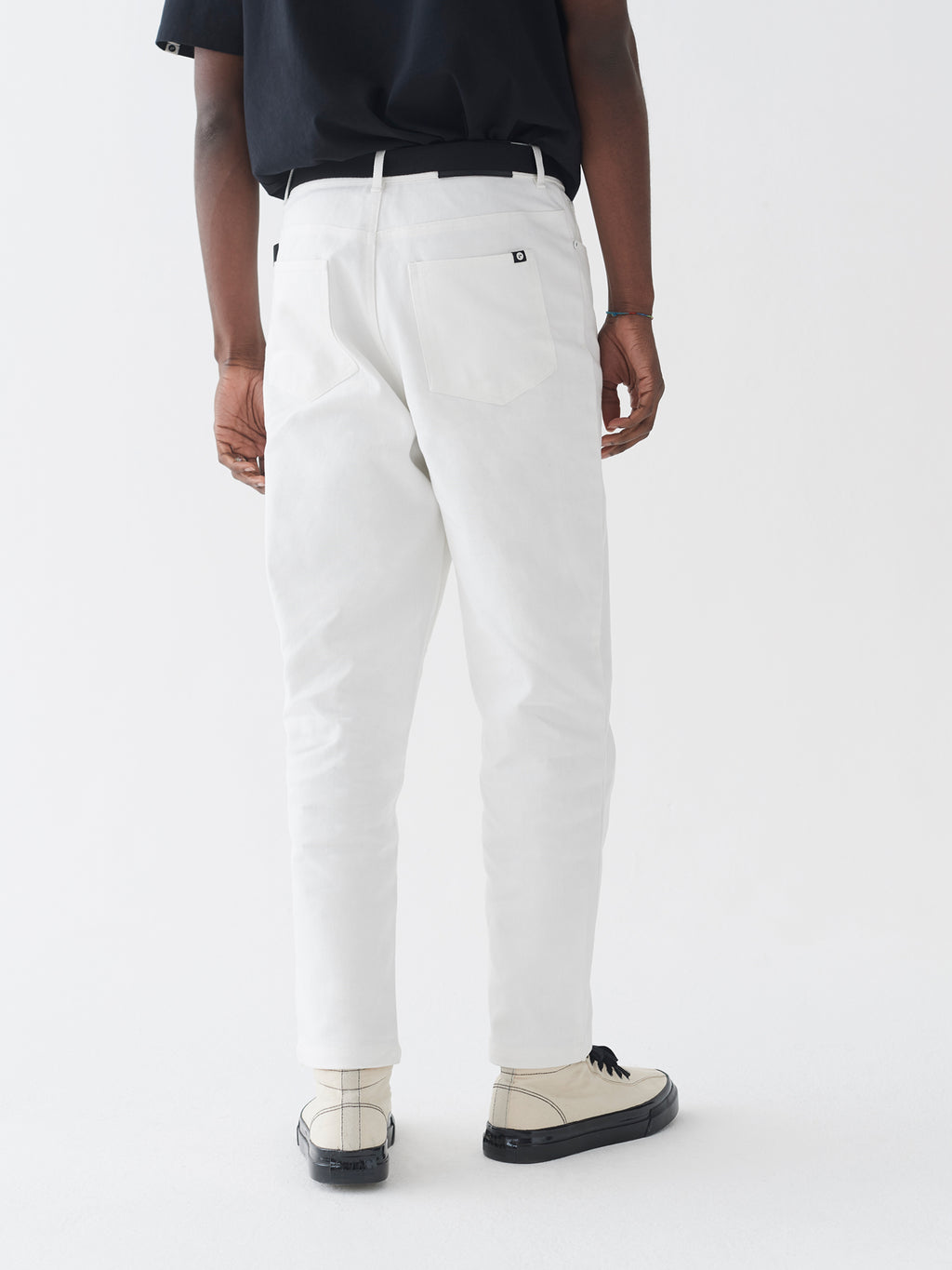 LO Mom Jeans - Off White