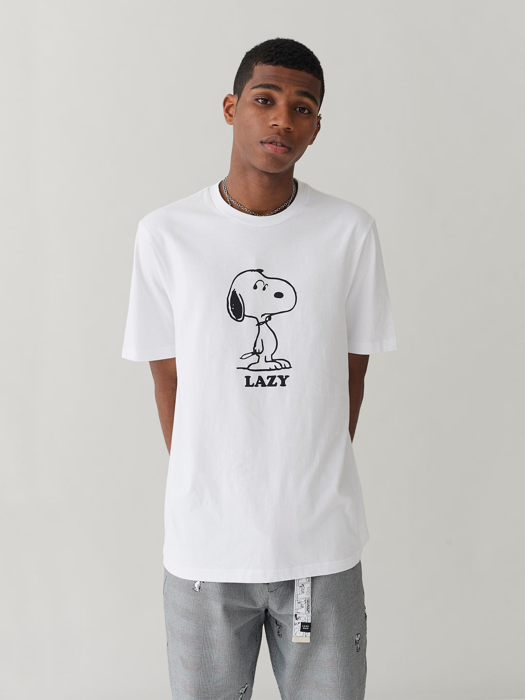 Lazy Oaf x Peanuts Lazy Snoopy T-Shirt