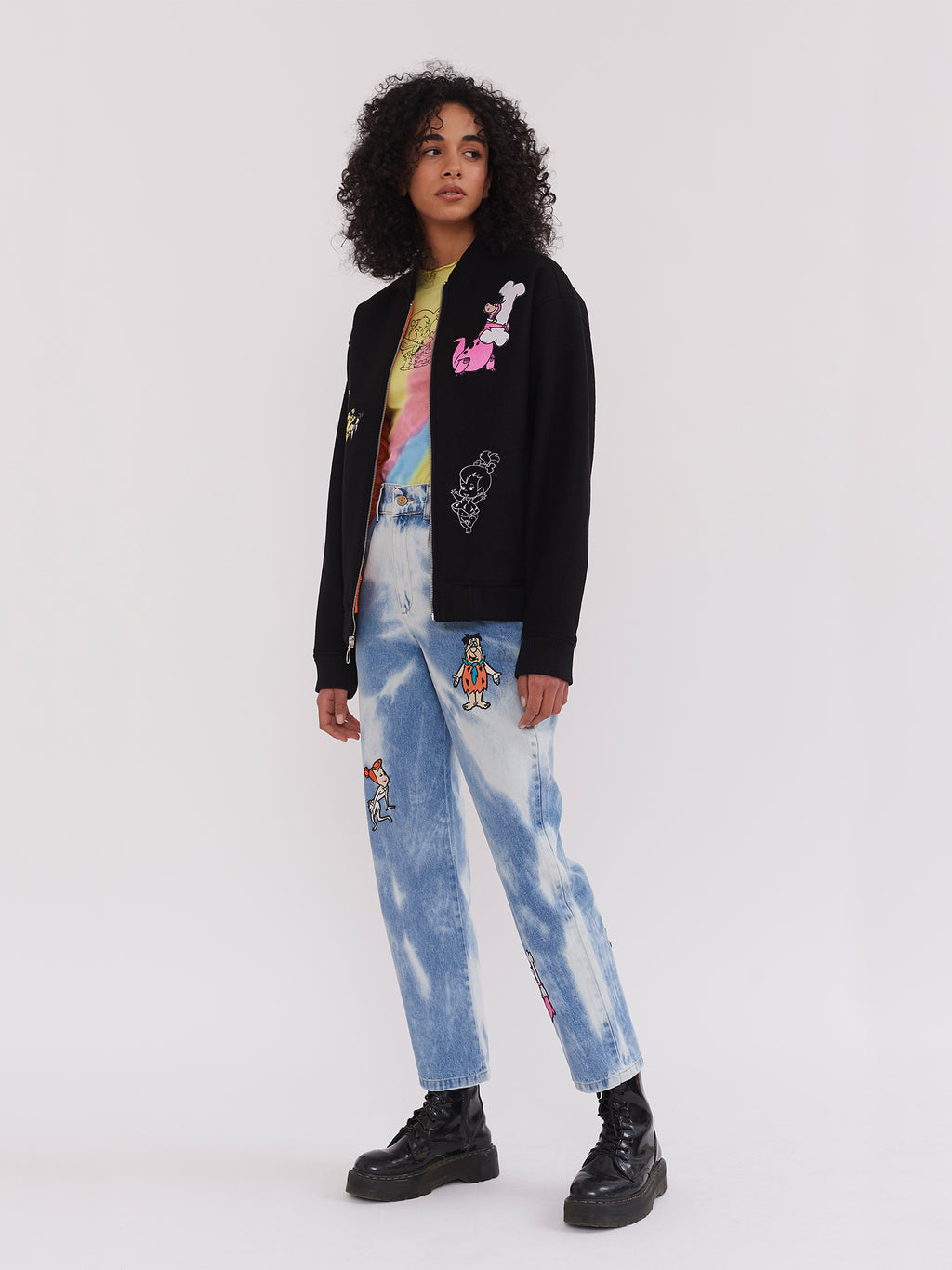 collection-womens-the-flintstones-x-lazy-oaf collection-womens-jackets