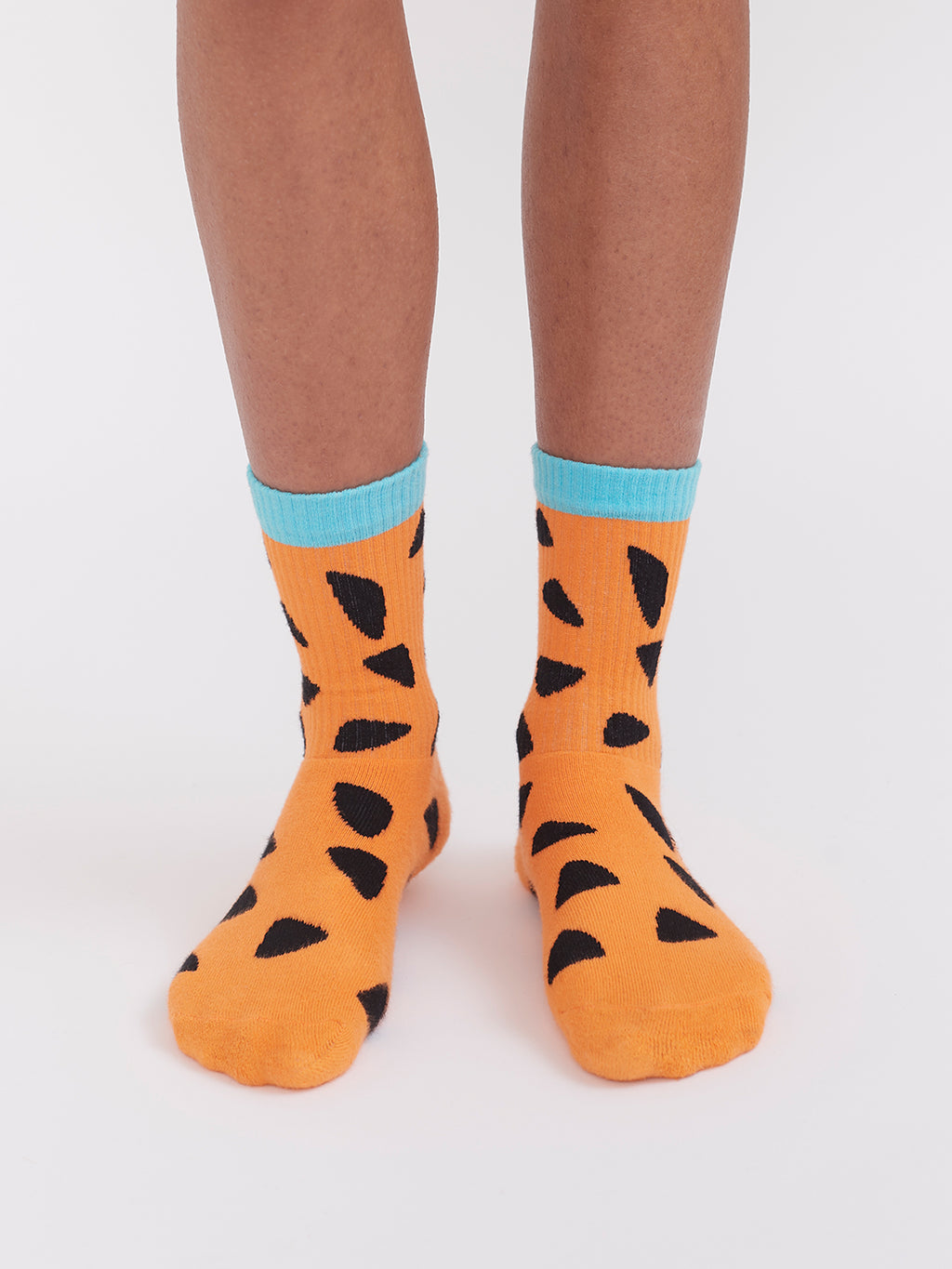 Lazy Oaf x The Flintstones Fred Socks