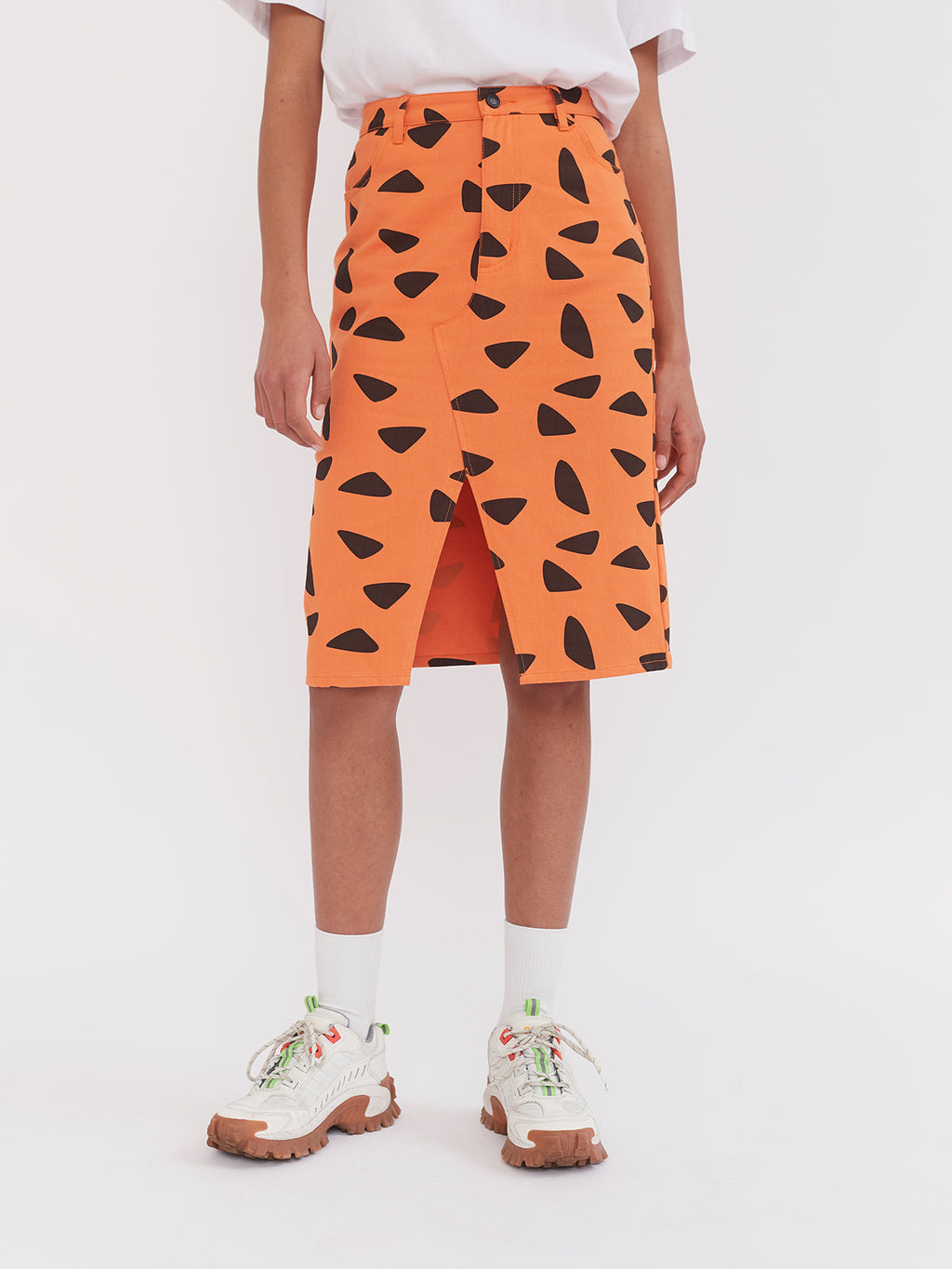 Lazy Oaf x The Flintstones Rubble Skirt