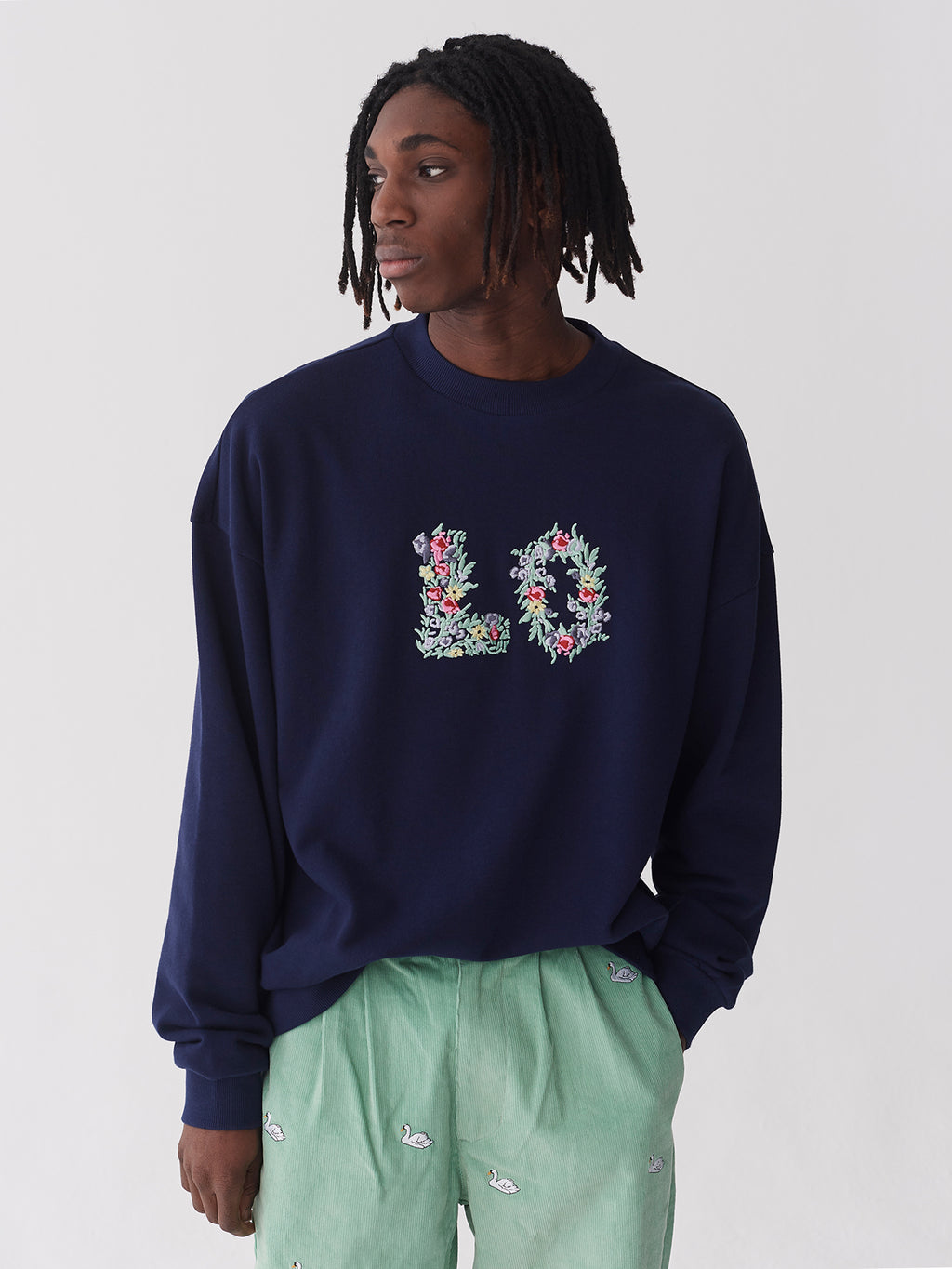 Lazy Oaf Late Bloomer Sweatshirt