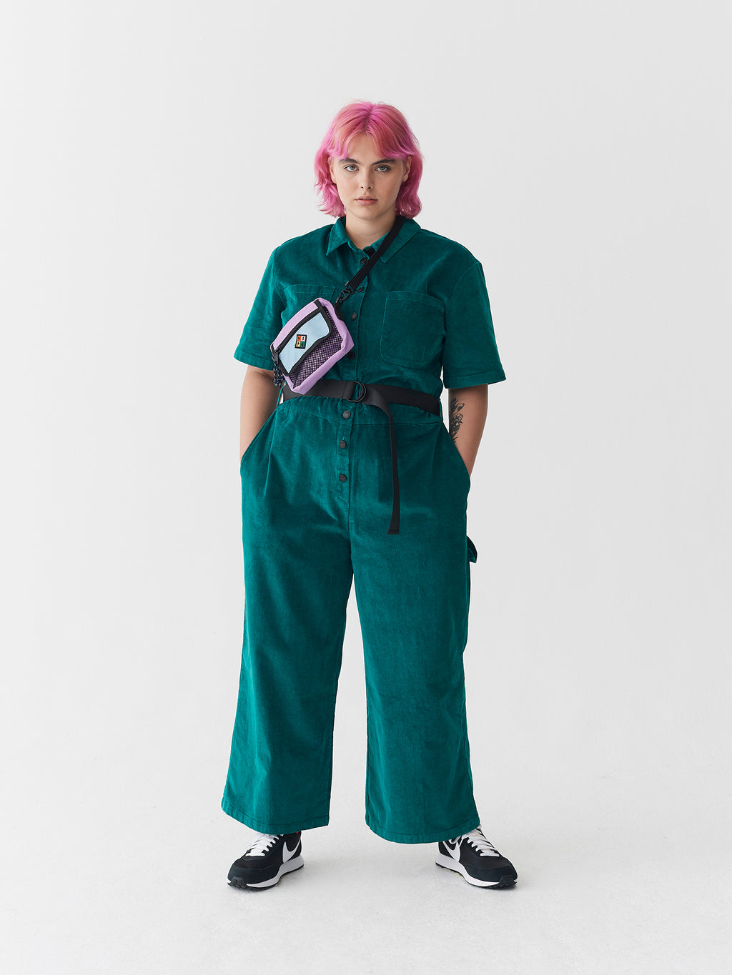 Lazy Oaf Lazy Cord Boilersuit