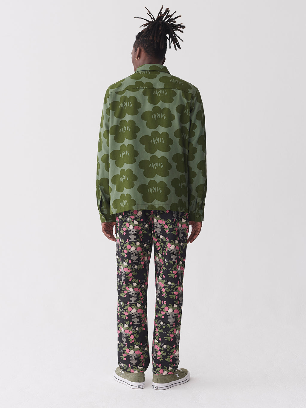 Lazy Oaf Lazy Flowers Jacket