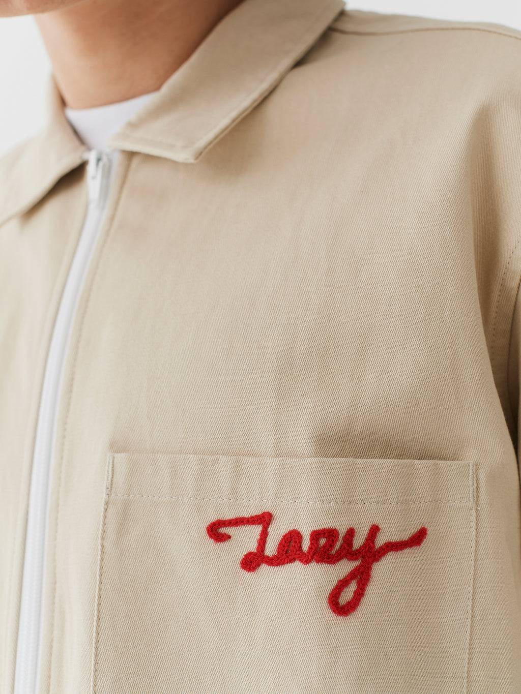 Lazy Oaf Lazy Holidays Zip Up Shirt Jacket
