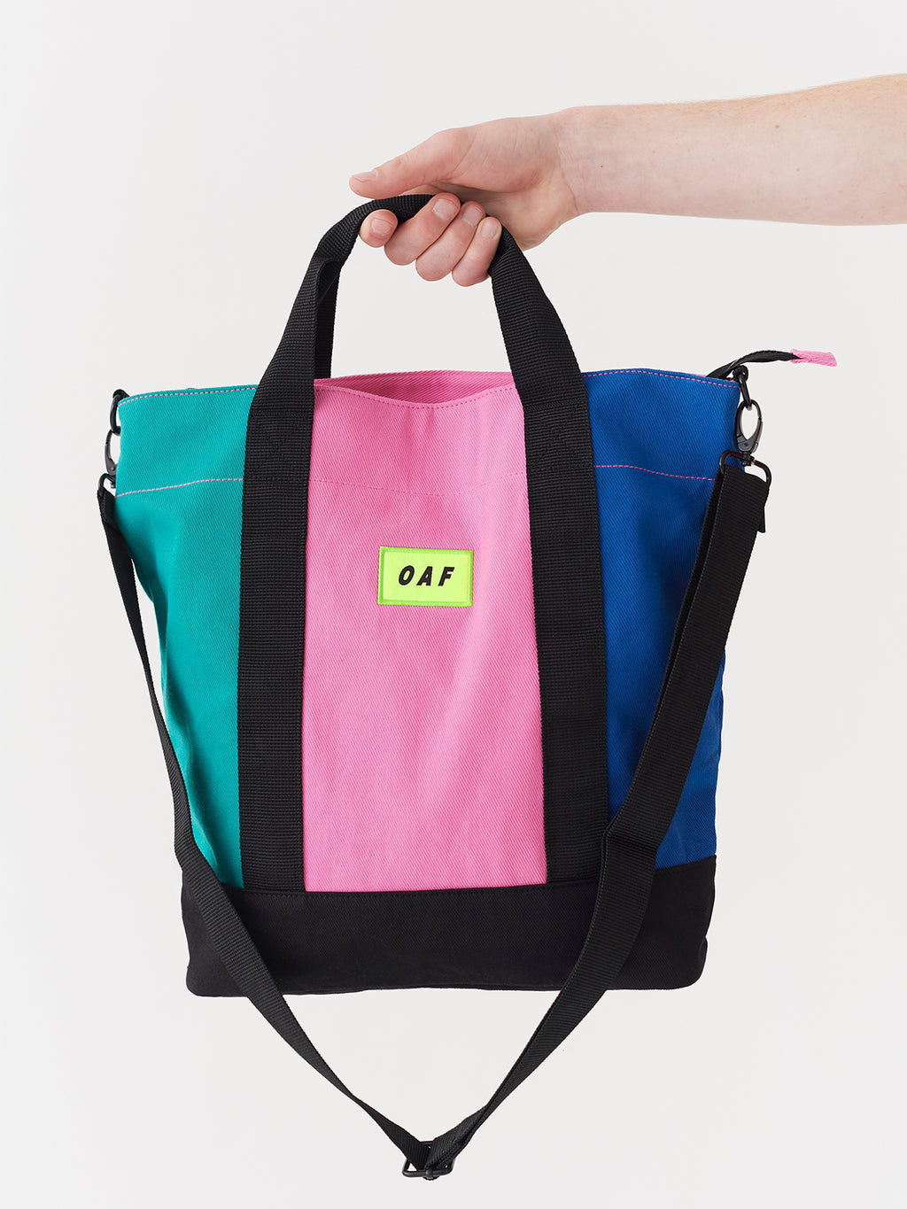 Lazy Oaf Lazy Laboratory Tote Bag