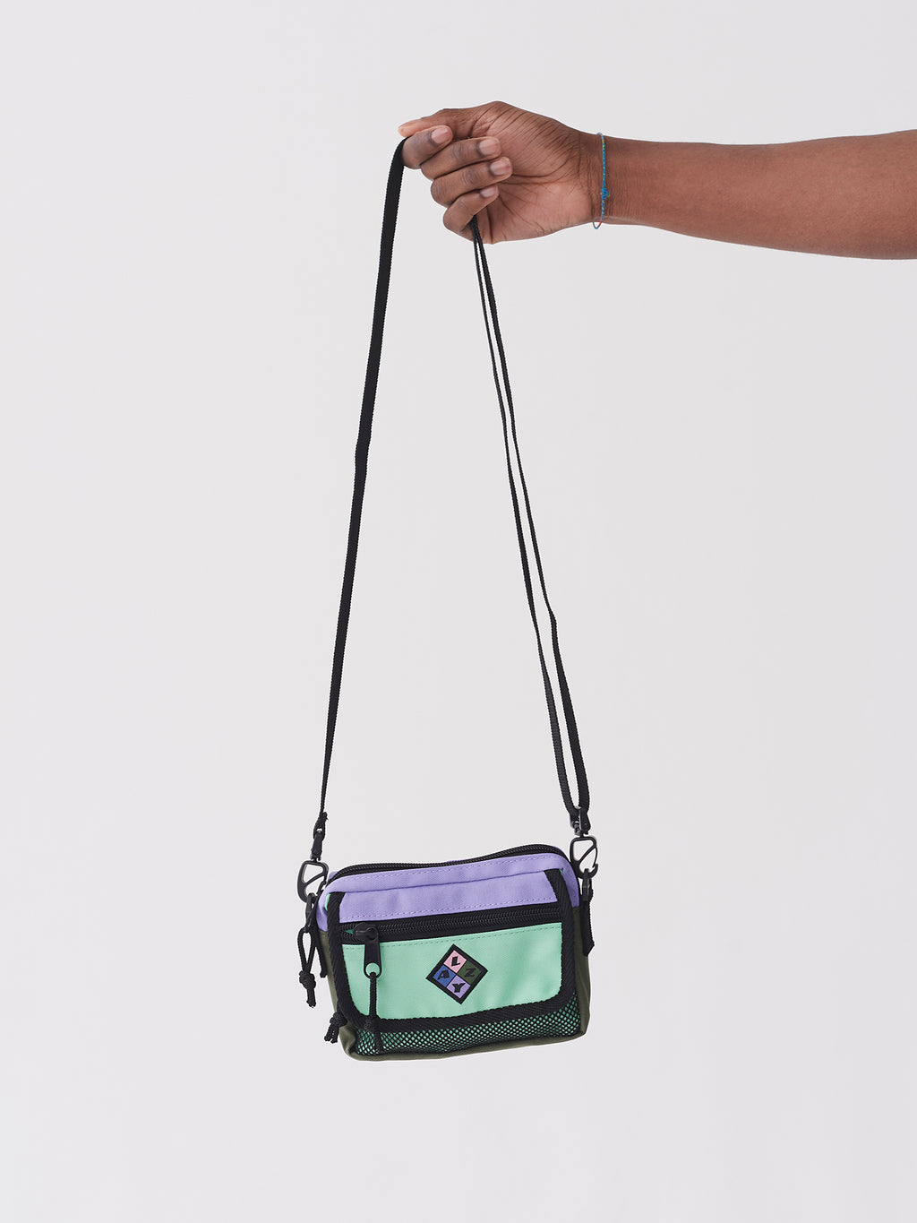 Lazy Oaf Mint Zip Flap Bag