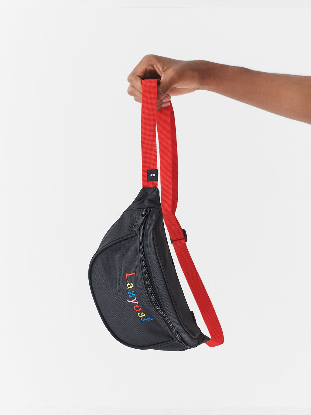 Lazy Oaf Sans Serif Bum Bag
