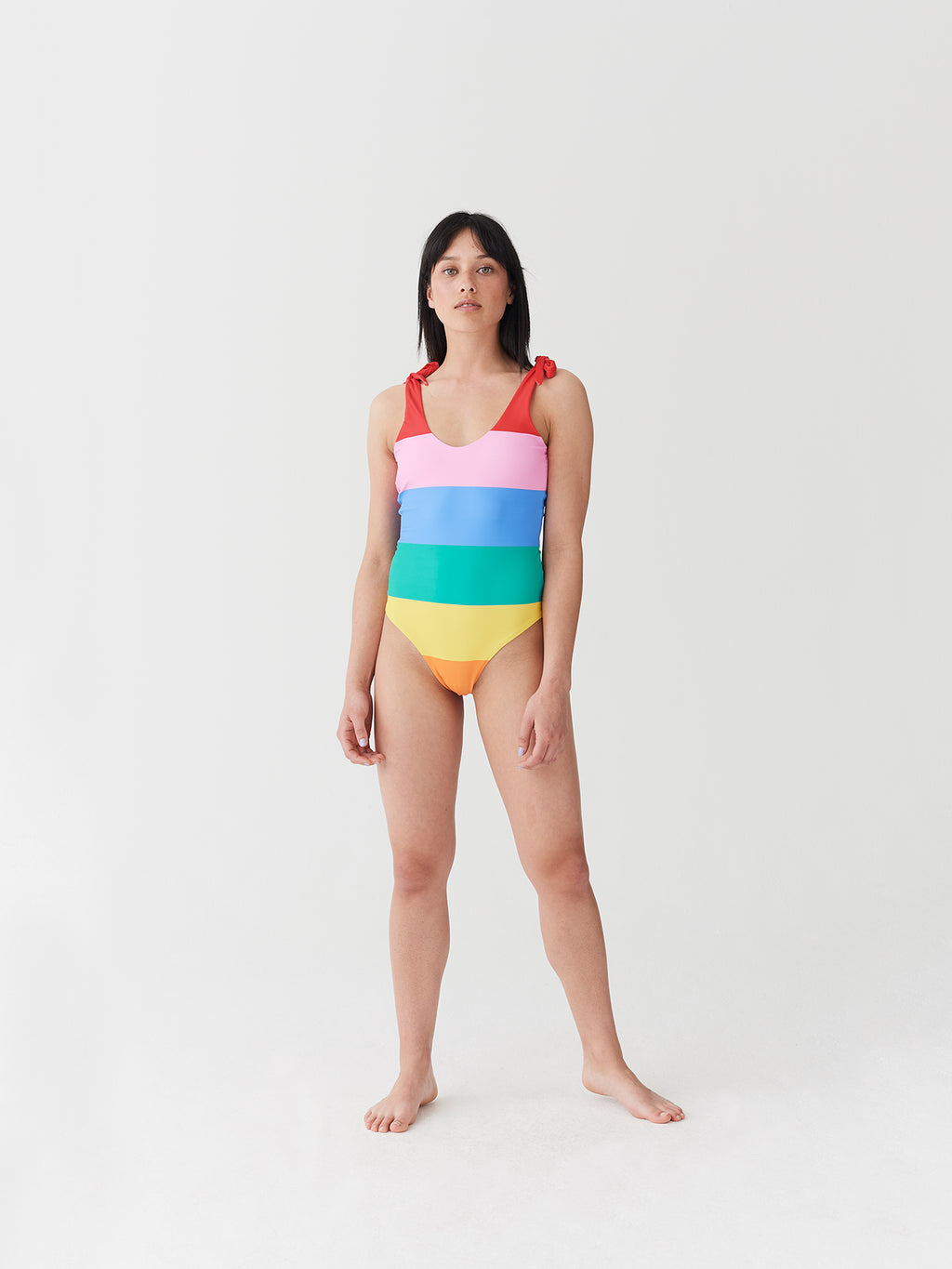 Lazy Oaf Lazy Rainbow Swimsuit