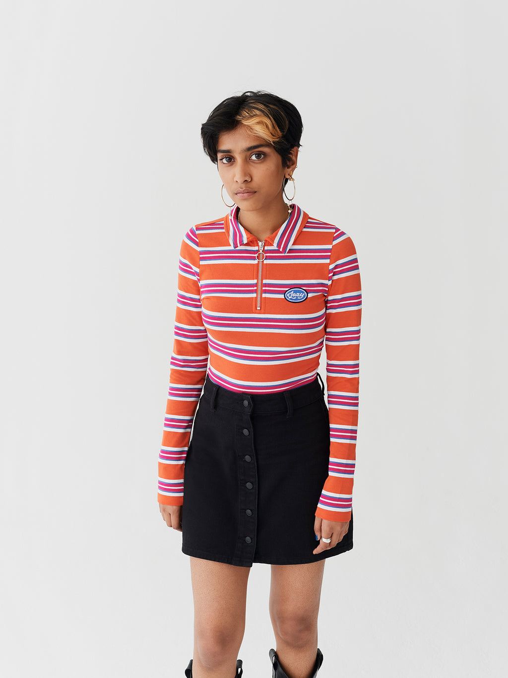 Lazy Oaf Lazy Stripe Body