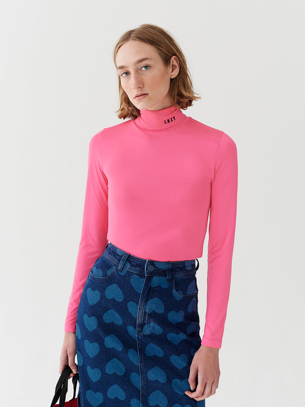 Lazy Oaf Little Lazy Neon Top