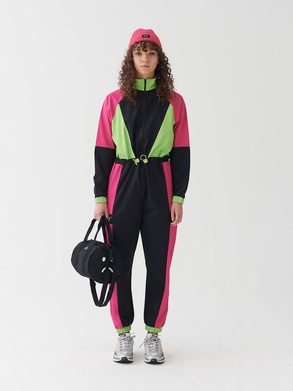 Lazy Oaf Looks Like Skiwear Jumpsuit