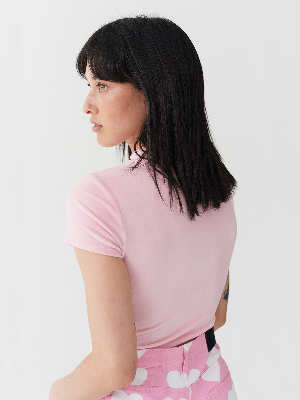 Lazy Oaf Love Me Cut Out Body