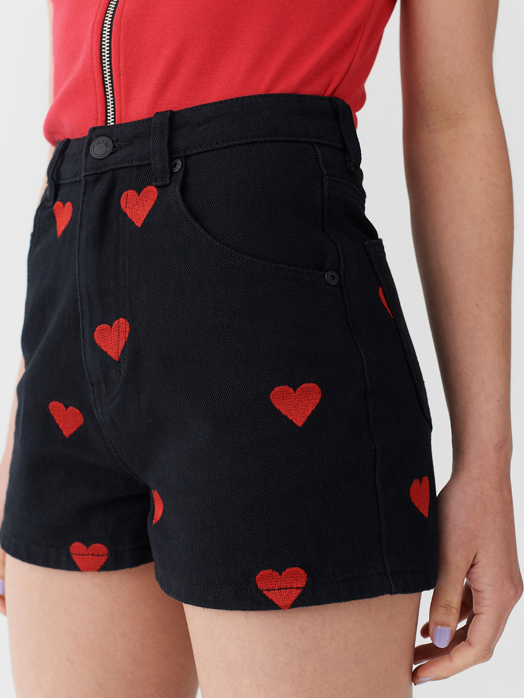 Lazy Oaf Love Shorts