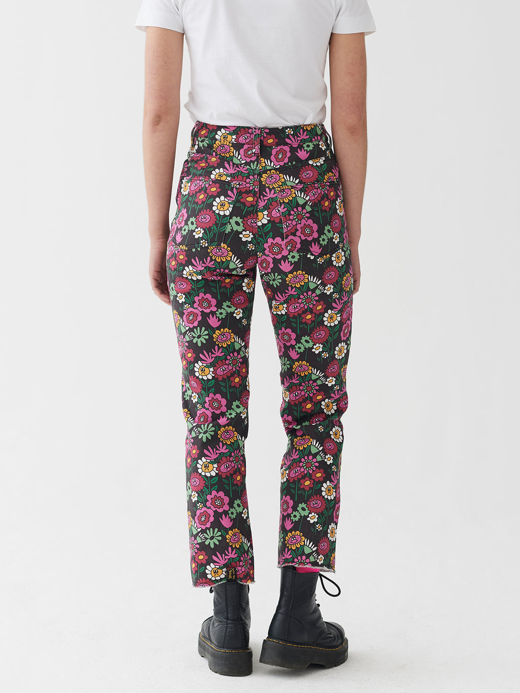 Lazy Oaf Mixed Bunch Jeans