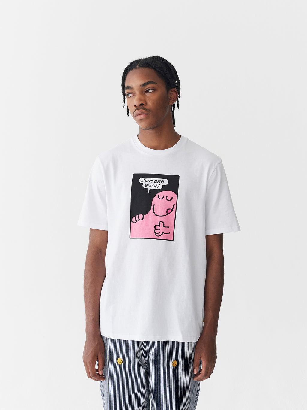 Lazy Oaf x Mr. Men Mr. Greedy T-Shirt