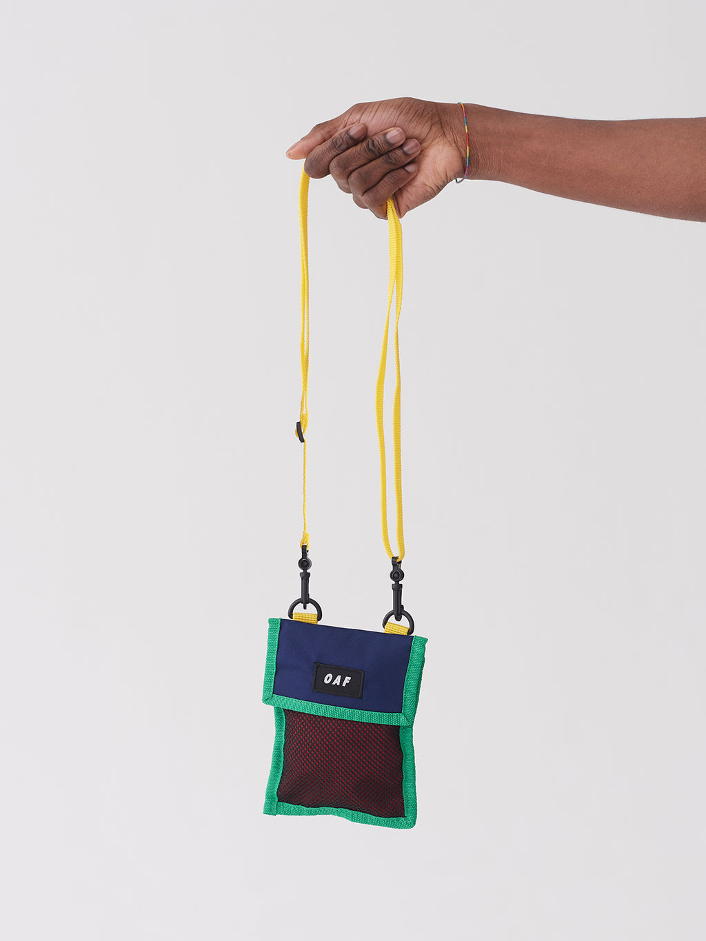 Lazy Oaf Multi Coloured Mini Bag
