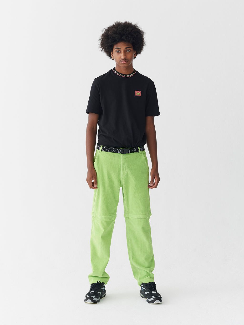 Lazy Oaf Neon Transformer Pants