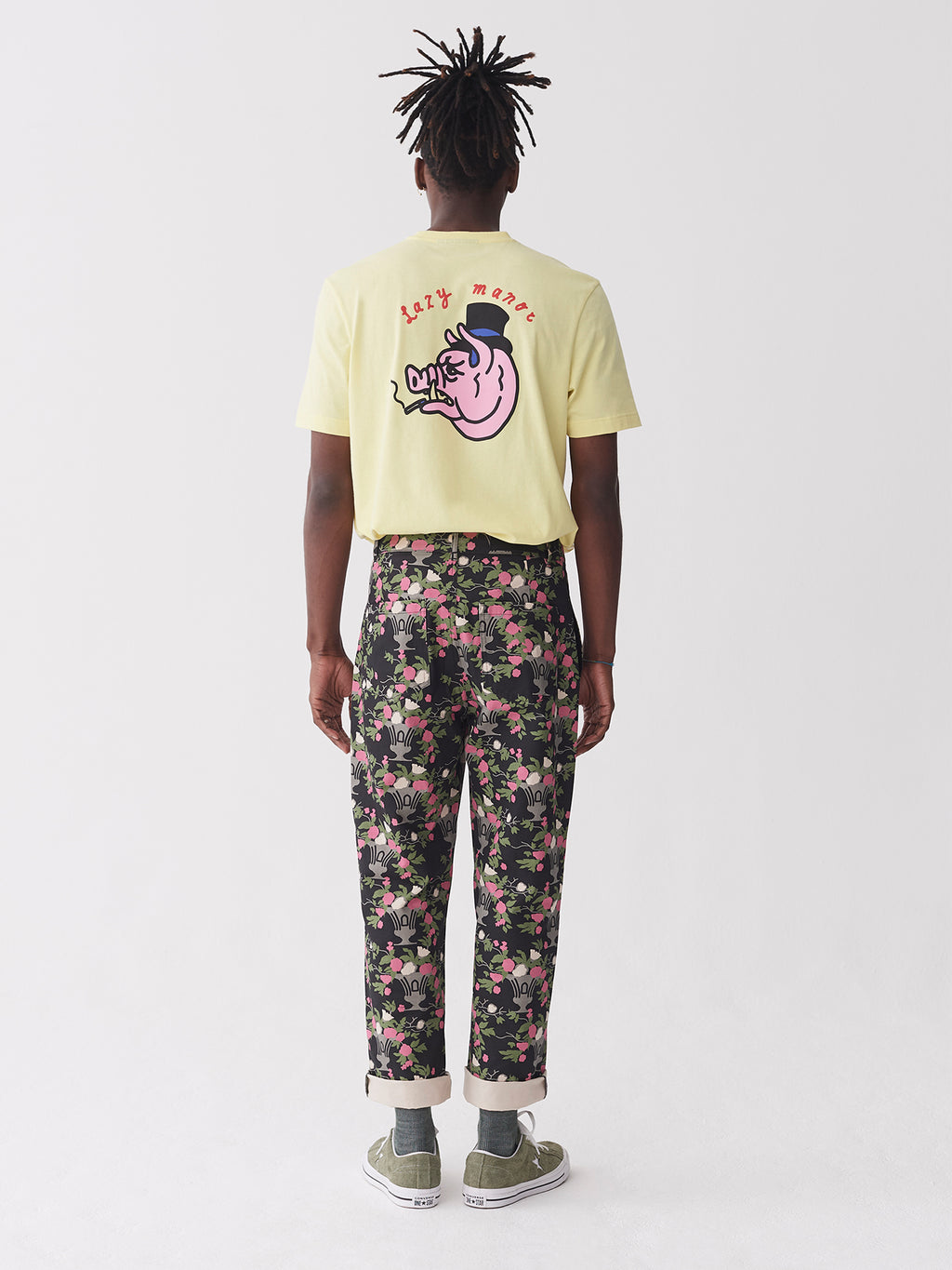 Lazy Oaf Nip It In The Bud Pants