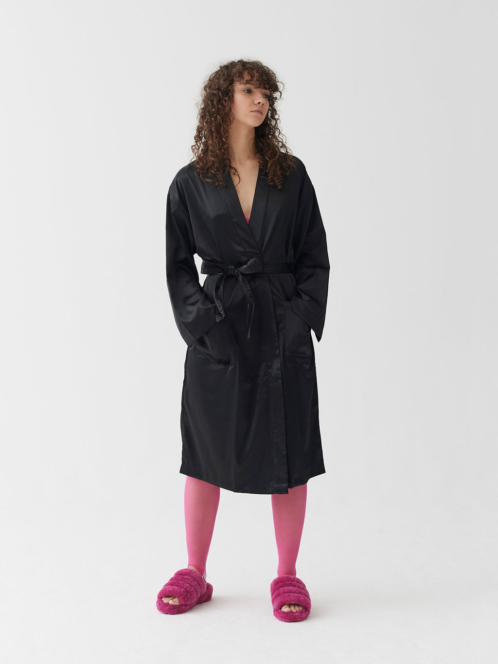 Lazy Oaf Not Today Bathrobe