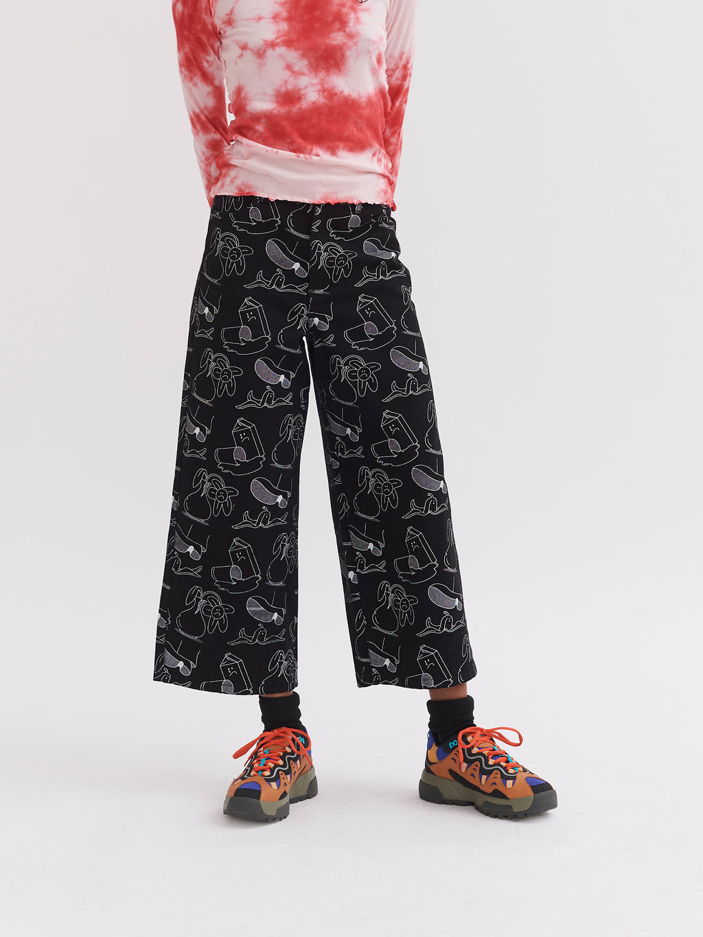 Lazy Oaf Whoops Work Pant