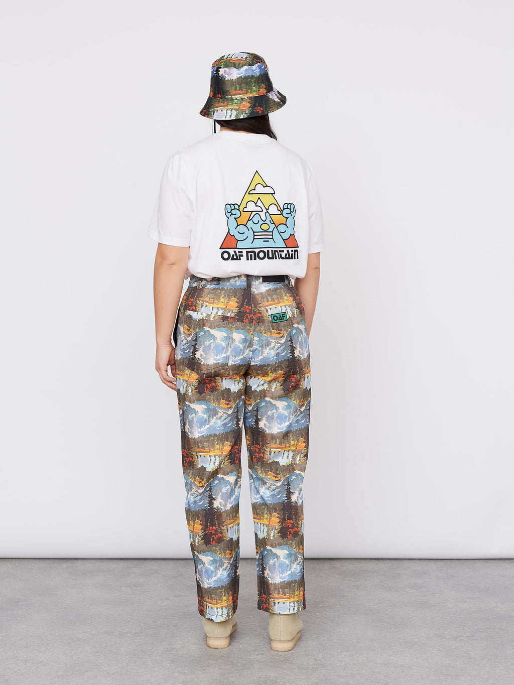Lazy Oaf Oaf Mountain T-Shirt