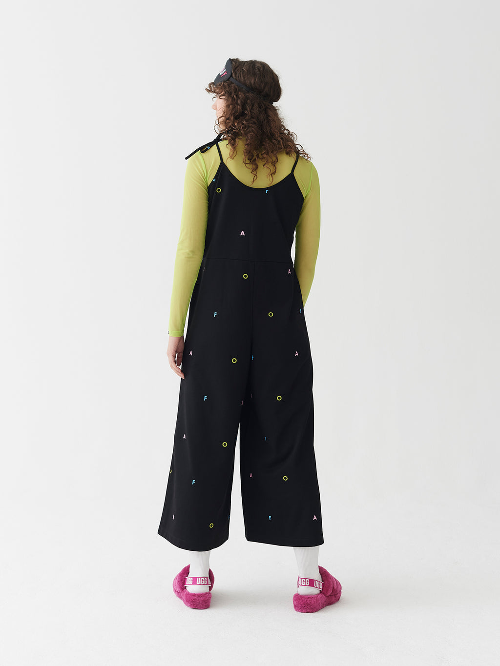 Lazy Oaf Oaf All Over Romper