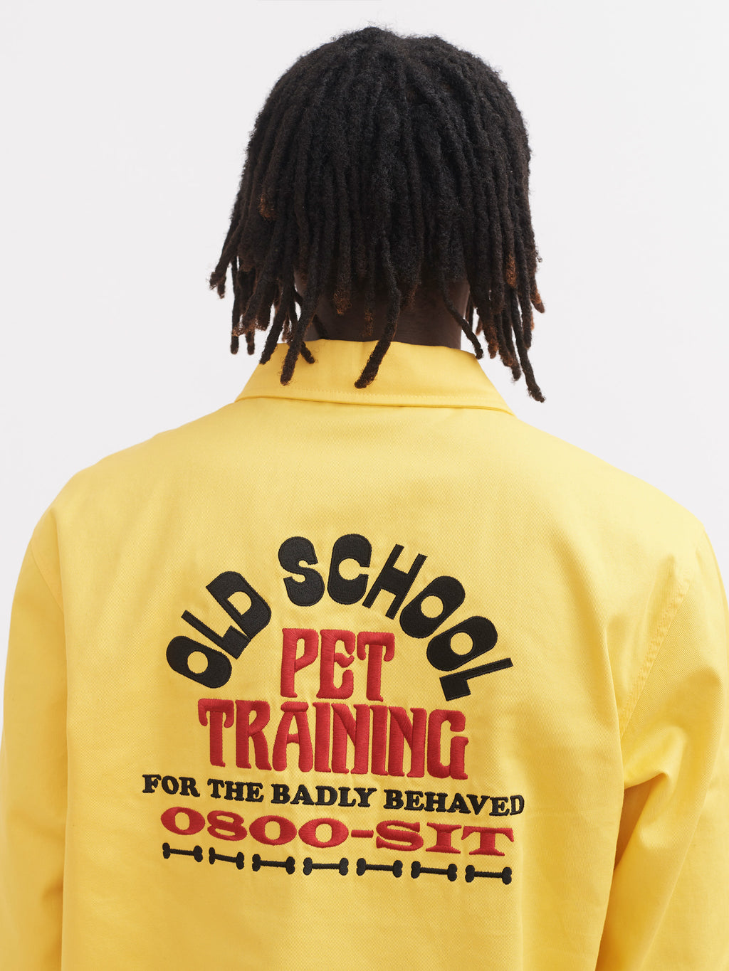 Lazy Oaf Old School Pet Training Shacket