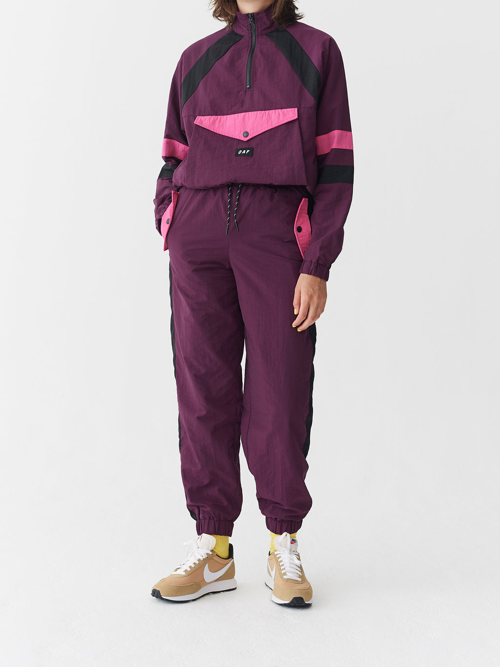 Lazy Oaf On Track Joggers