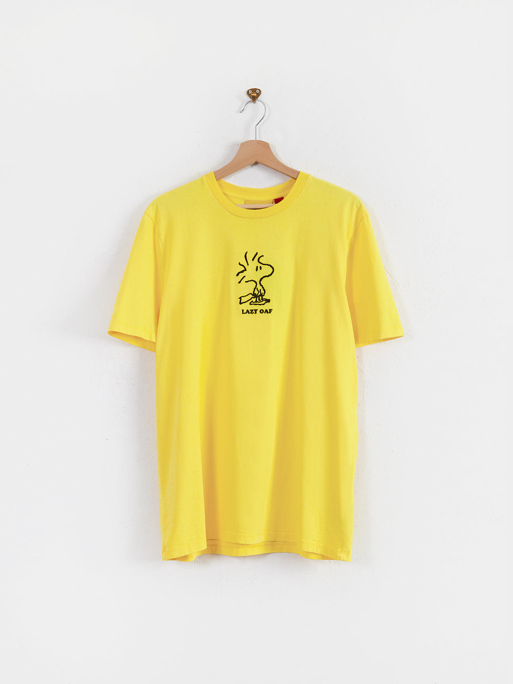 Lazy Oaf x Peanuts Woodstock Yellow T-Shirt