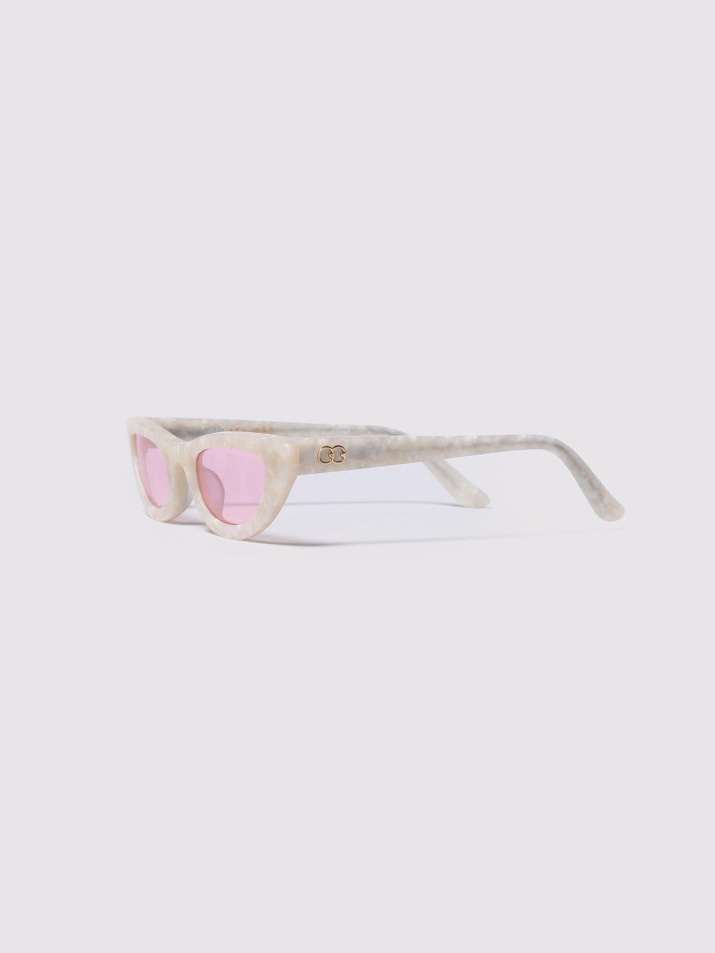 Lazy Oaf Pearl Who Me Sunglasses