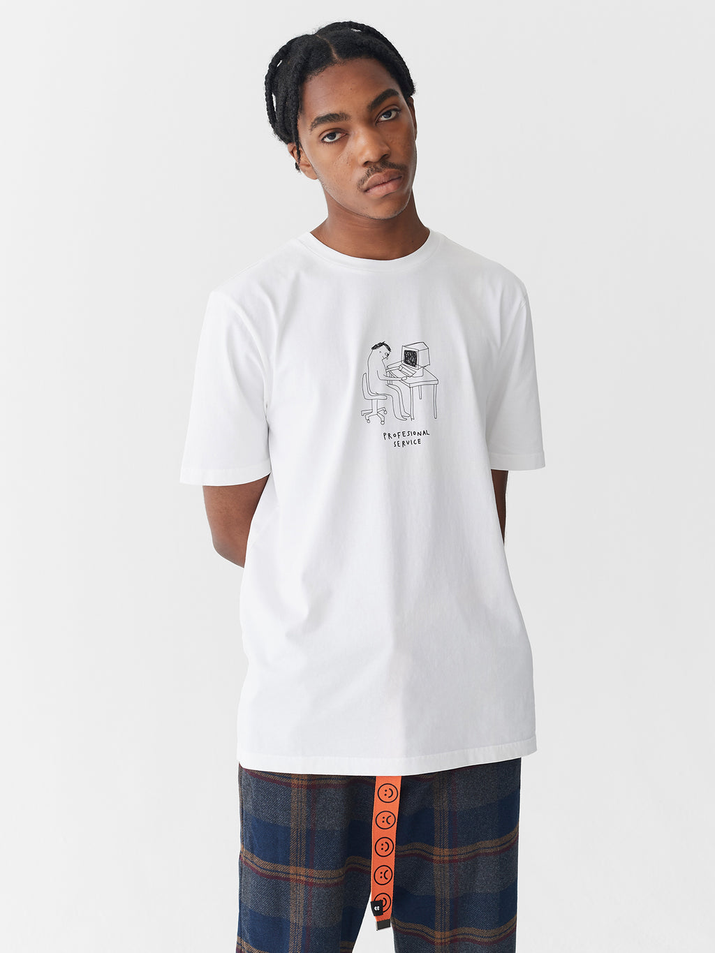 Lazy Oaf Profesional Service T-Shirt