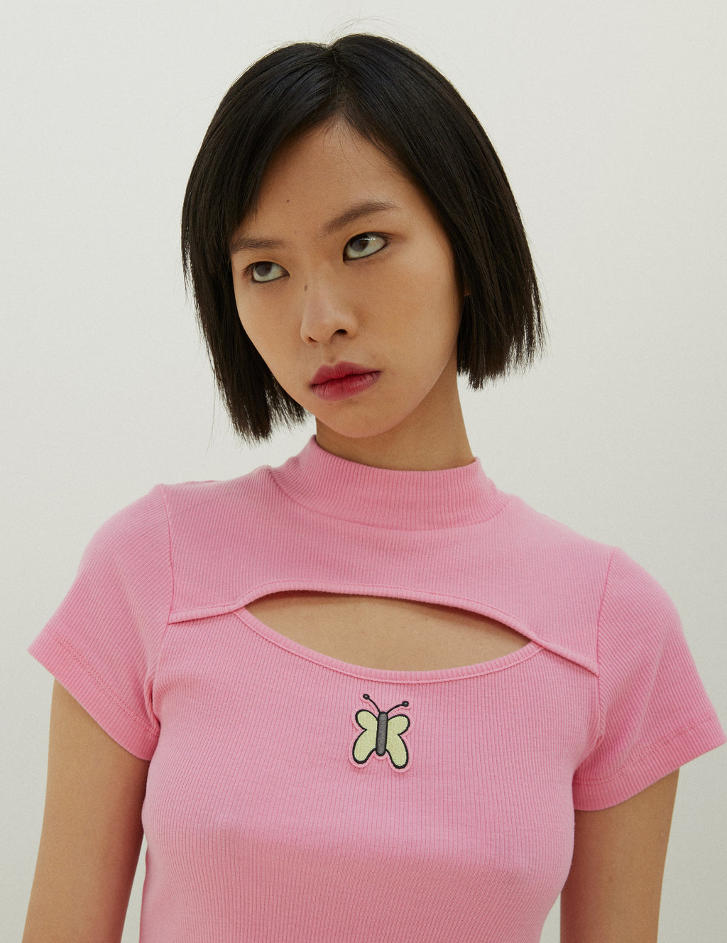 Lazy Oaf x Daria Quinn Fitted T-Shirt