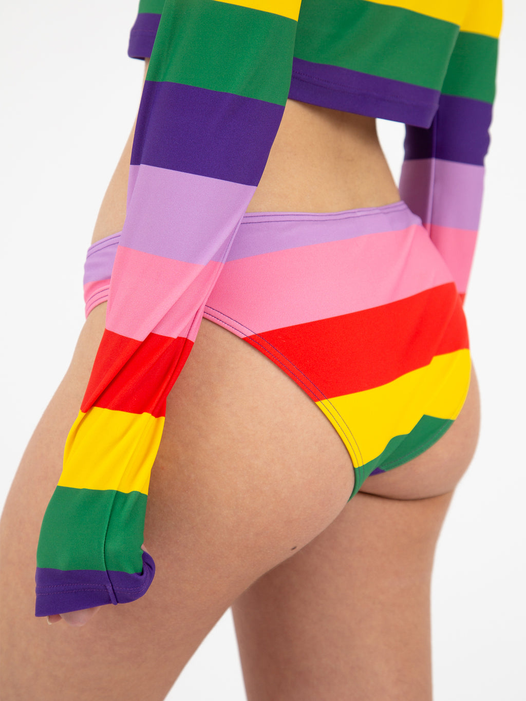 Lazy Oaf Rainbow Bottoms