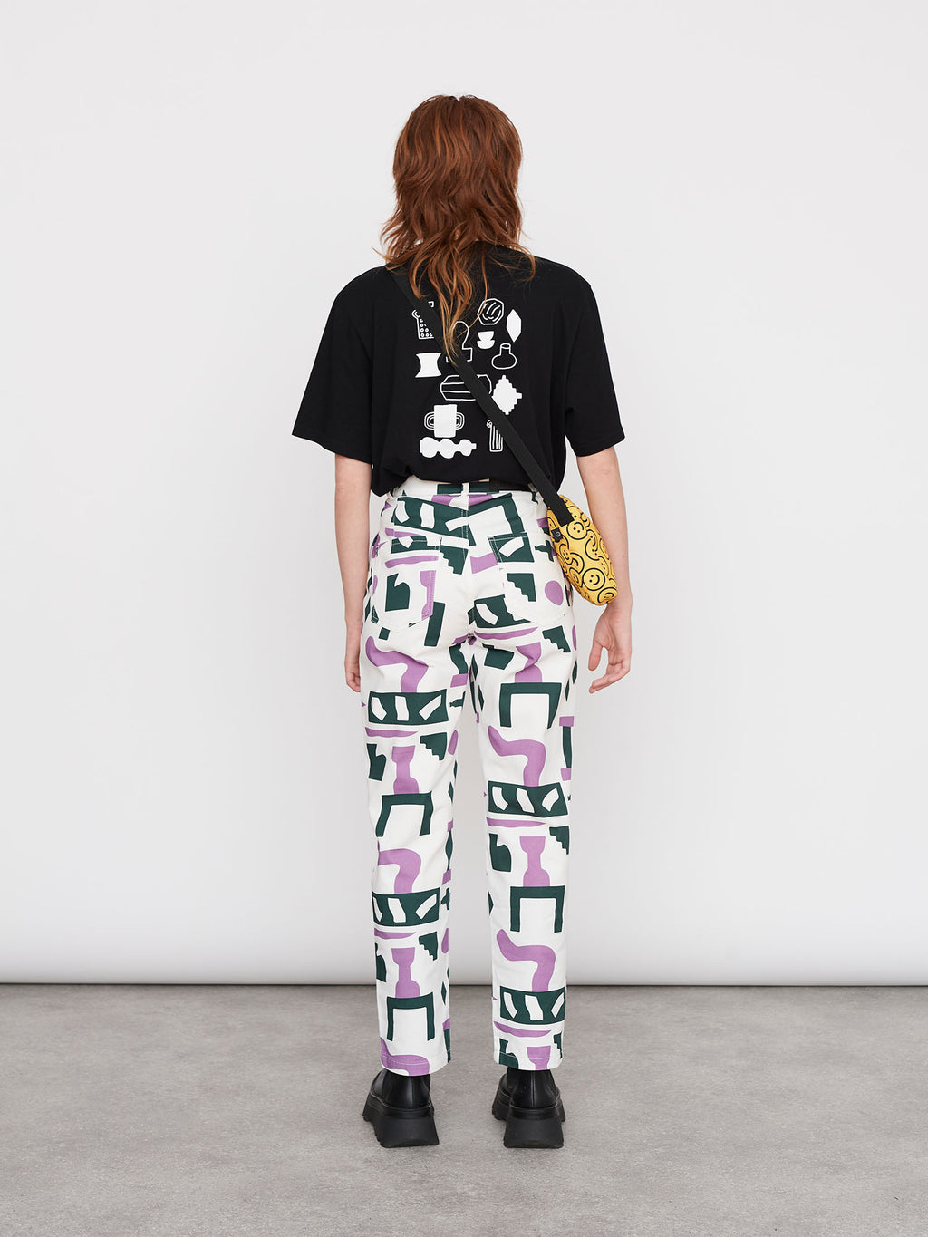 Lazy Oaf Feeling Symbolic Unisex Pants
