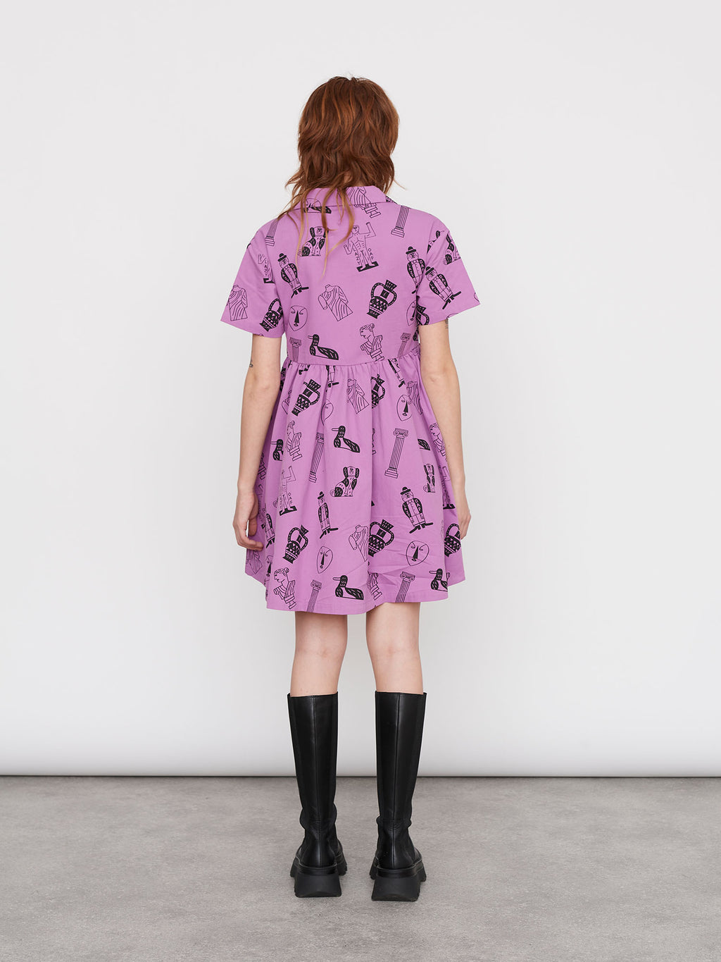Lazy Oaf Relics Dress