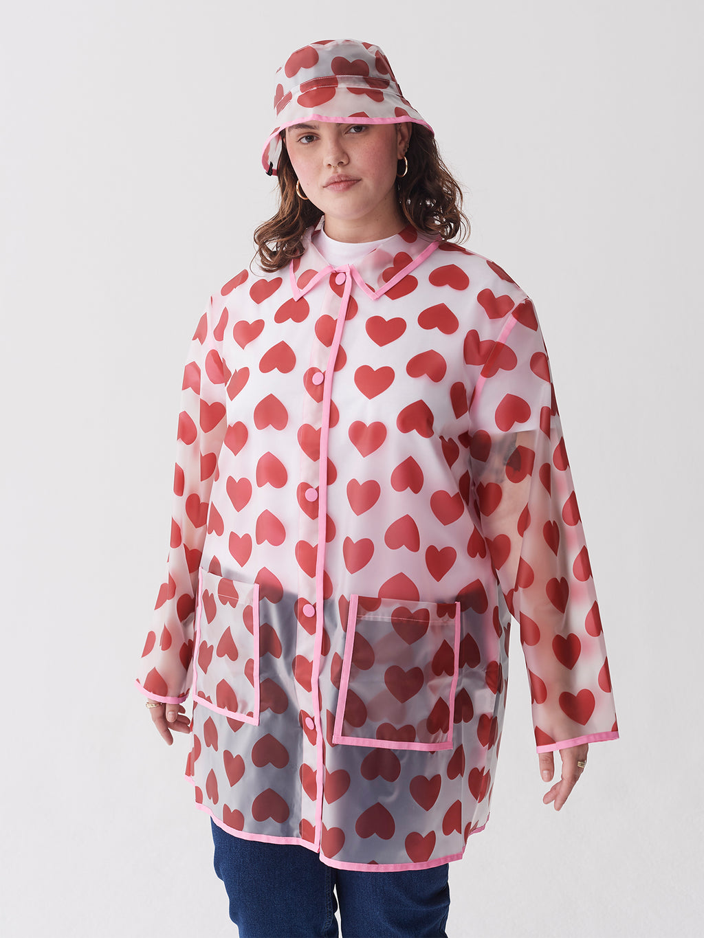 Lazy Oaf See Through Heart Mac
