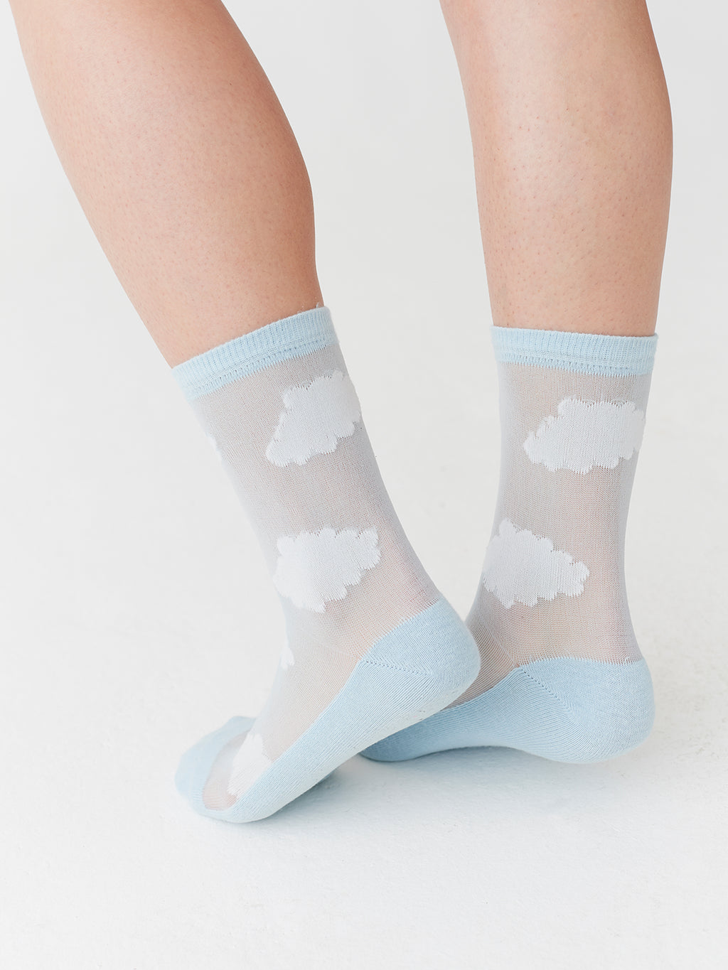 Lazy Oaf Sheer Cloud Socks