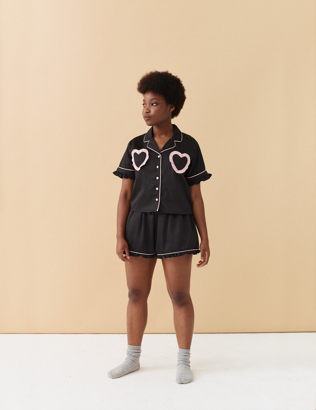 Lazy Oaf Socially Awkward PJ Set