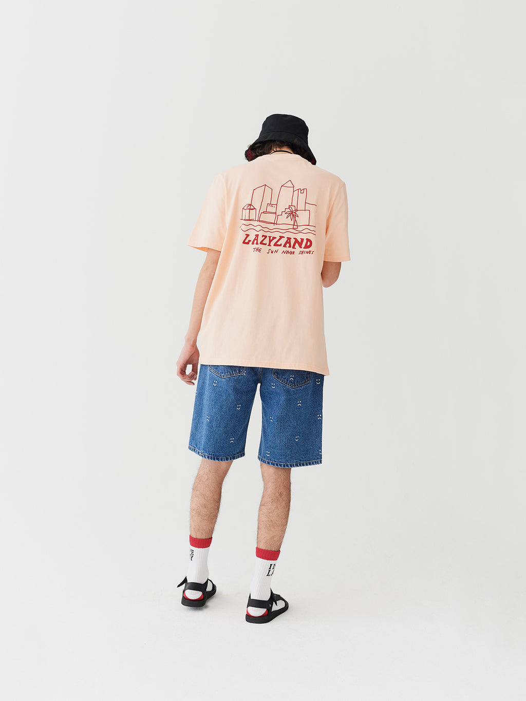 Lazy Oaf Sun Never Shines T-Shirt