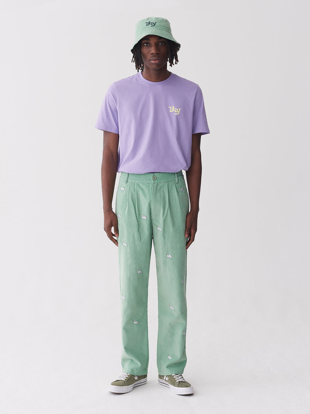 Lazy Oaf Swan Song Corduroy Pants