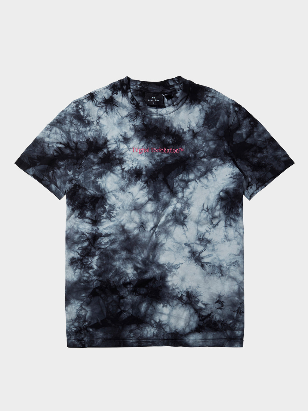 Lazy Oaf Tie Dye Digital Exfoliation T-Shirt