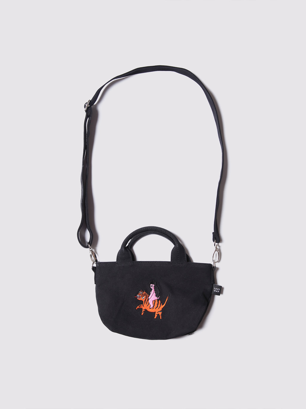 Lazy Oaf Tiger Lady Mini Tote Bag
