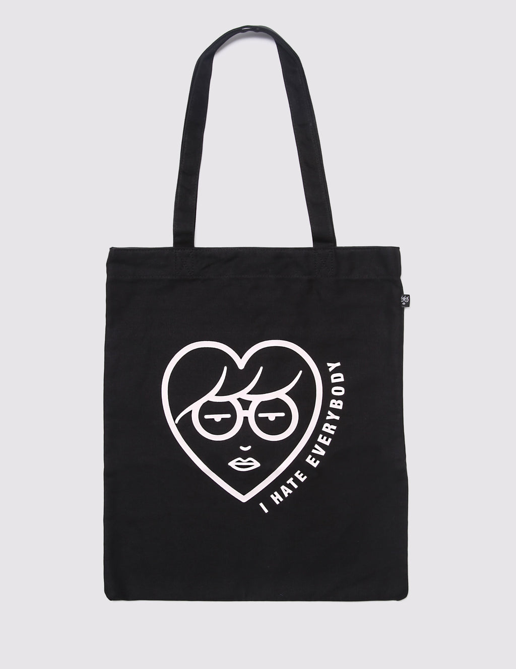 Lazy Oaf x Daria I Hate Everybody Totebag